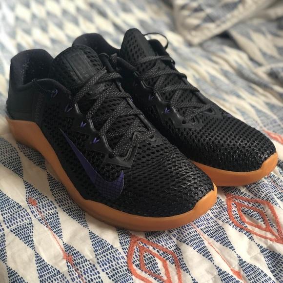 petróleo Legado Declaración  Nike Shoes | Nike Metcon 6 Custom Blackgum Size 5 | Poshmark